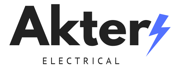 electrical contractor custom logo graphic design service