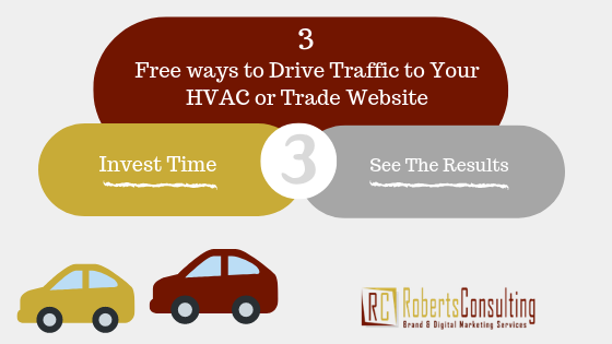 free ways to drive traffic to website digital marketing serivces seo