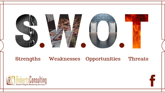 swot analysis digital marketing business consulting services