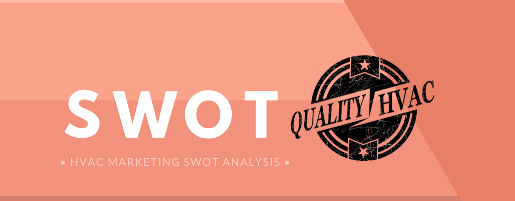 hvac swot marketing strategy