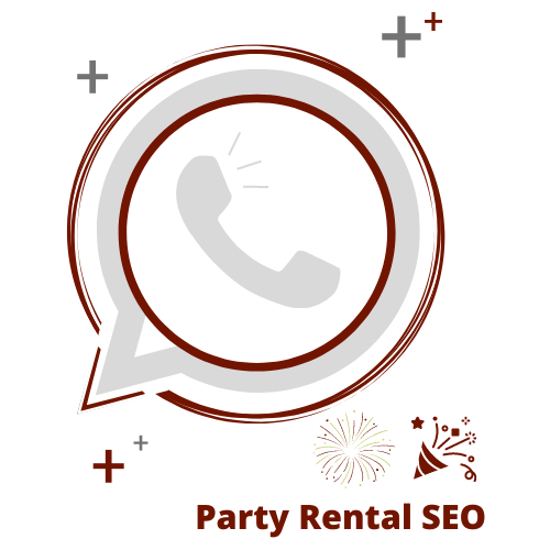 party rental seo graphic