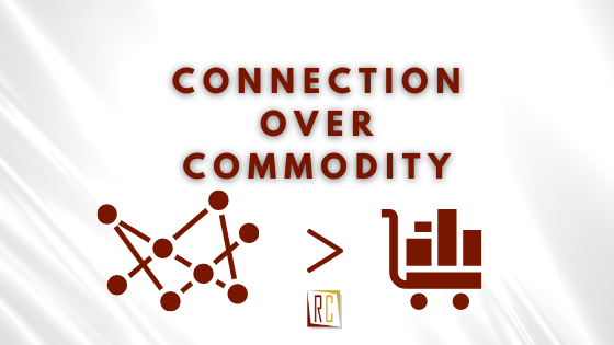 connection over commodity