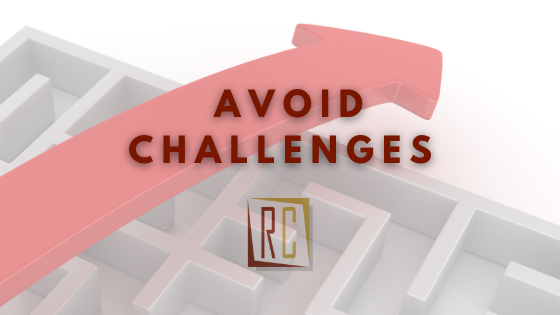 Fear based culture will leave companies avoiding challenges