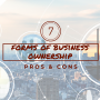 7 forms of business ownership blog image